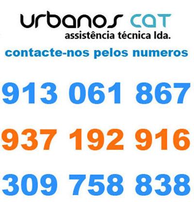 Urbanos CAT Assistencia Caldeiras Lda Lisboa Porto