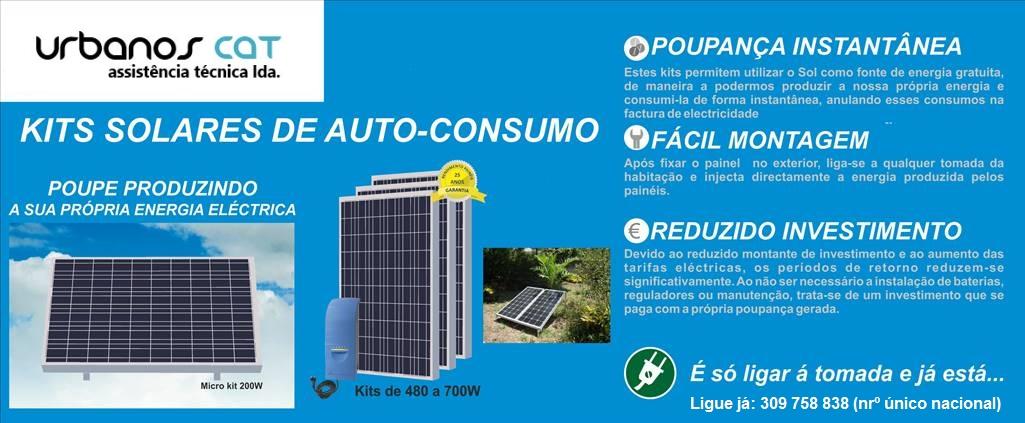 Kits Solares de AutoConsumo Ligue 309 758 838