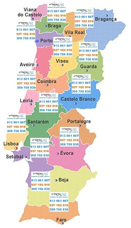 Urbanos CAT Assistencia Tecnica em Portugal 309758838