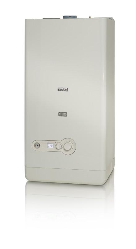 Caldeira mural condensação - Riello Start Condens 25 KIS GN apenas € 1290.00 !!! 1